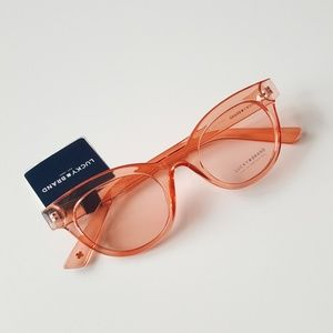 Lucky 🍀 Brand PACIFIC PINK Cat Eye Sunglasses